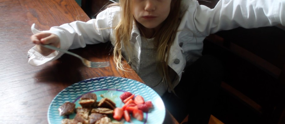 What My Kids Eat in a day ~ Vegan